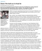 Presseartikel Kölnische Rundschau vm 20.12.2009