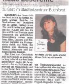 Presseartikel Kölnische Rundschau vom 26.03.2010